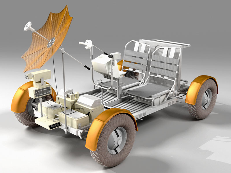 moon rover images - photo #10